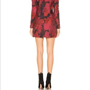 House of Harlow 1960 Dresses - House of Harlow Long Sleeve Floral Maricela Dress